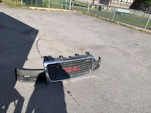 Grille gmc savana express