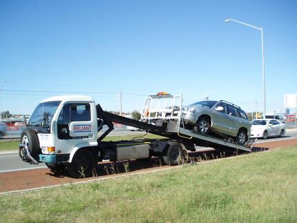 Tow truck service- prompt, reliable,owner operator. South Perth South Perth Area Preview