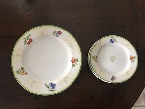 Royal Porcelain Dishes! 12 in the Set
