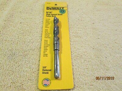 16 Split Point Drill Bit (Dewalt, DW1620, 9/16