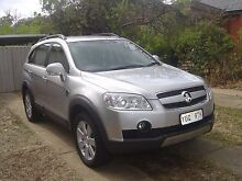 2007 Holden Captiva Conder Tuggeranong Preview