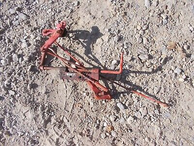 Case Vao Tractor Throttle To Governor Linkage Control Rod Bracket Rods