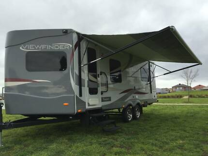 CELL VIEW FINDER EXPANDER CARAVAN SLEEPS 5 ADULTS Hillside 3037 Melton Area Preview