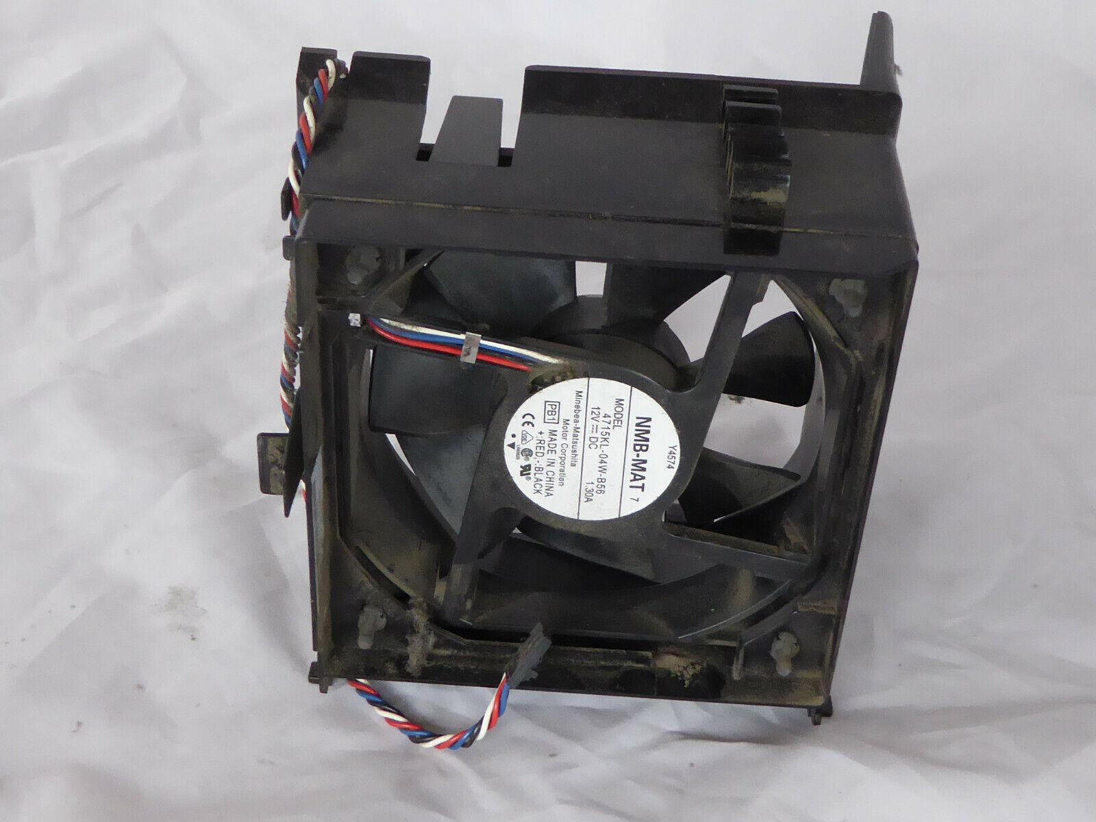 NMB 4715KL-07W-B30 fan 120*120*38mm 48V 0.21A 12CM 2pin Case Cooling Fan