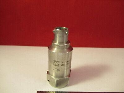 Wilcoxon Research Accelerometer Model 766 Vibration Sensor As Pictured Z4-b-05