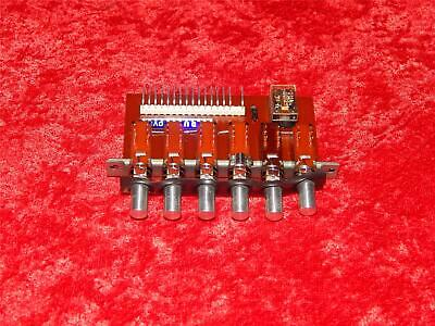 Used, YAESU FT-101ZD PB-1966C SELECTOR SWITCH BOARD EXCELLENT CONDITION 1 DAY SHIPPING for sale  Shipping to Canada