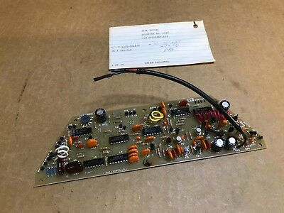 Southwest Microwave Transmitter Board Assy 02d11962-a03 For 310b-33259r Detector