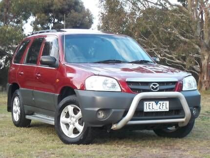 2006 Mazda Tribute 4 CYLINDER AUTOMATIC Wagon Fawkner Moreland Area Preview