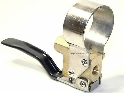 Carpet Cleaning - Upholstery Detail Tool Valve With Bracket