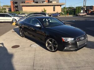 AUDI S5 2014 À VENDRE/FOR SALE 35 000.00$