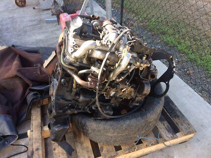 Navara diesel motor