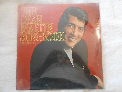 The Dean Martin Songbook Vol. 1 & 2 REPRISE LP 2RS-5228 x2 LP NEVER BEEN OPENED