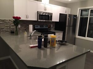 Room for rent with private bthrm and garage - females only