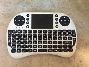 Wireless keyboard with touchpad Kuraby Brisbane South West Preview