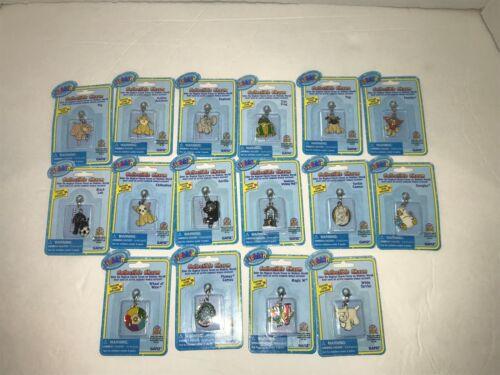 NEW - Ganz Webkinz Charms - Lot of 16