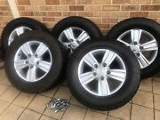 200 series landcruiser wheels and tyres Quinns Rocks Wanneroo Area Preview