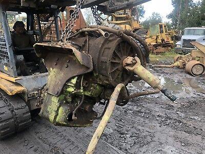 Terex 4066 Dump Truck Transmission