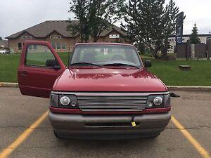 1996 Ford Ranger Standard