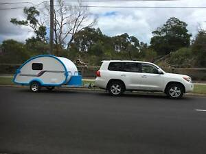 Tear drop caravan Retro