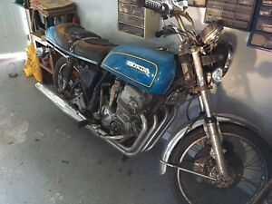 SOLD - 1975 Honda CB750F Supersport