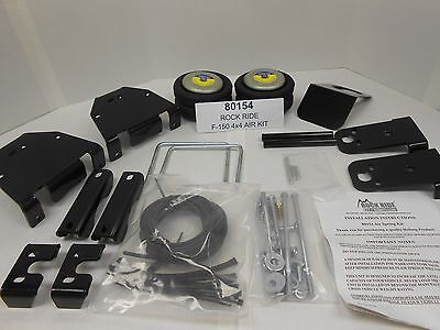 Rock Ride Kit 80154 04-08 F150 Pickup 4wd (except Heritage Edition)