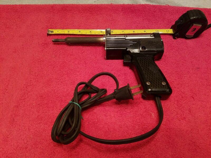 Wall Lenk Trigger Heat Model LG 400 150-400W Soldering Gun Vtg USA