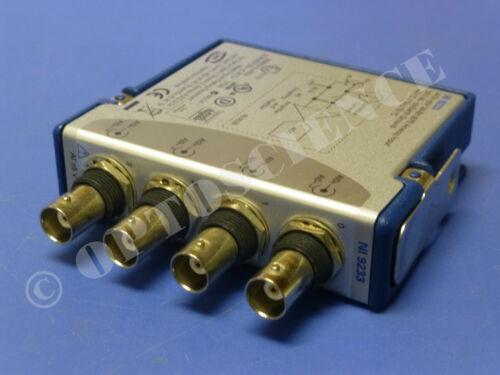 National Instruments NI 9233 cDAQ IEPE Sound and Vibration Input Module