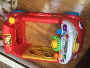 Fisher Price car