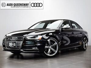 2015 Audi S4 quattro|One Owner|No Accidents