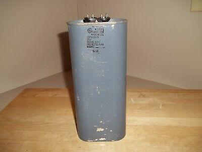 Oil Capacitor Ge 26f6636 Fa 30 Uf 660 Vac 60 Hz No Pcbs New Old Stock