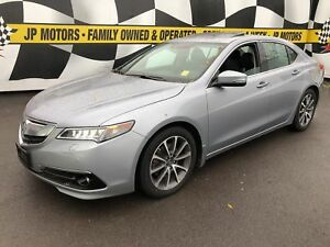 2015 Acura TLX Elite, Navigation, Leather, Sunroof, AWD