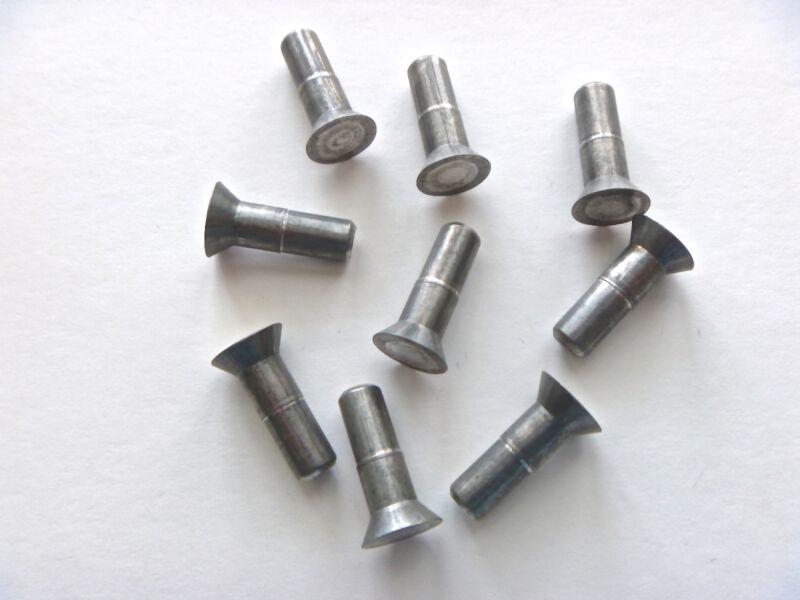 """Solid Aluminum Rivet 1/4"""" x 13/16"""" CSK Head (Qty.1000) USA"""