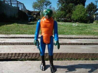 Walrus man / Star Wars vintage Kenner ANH loose Action Complet Figurine 78*