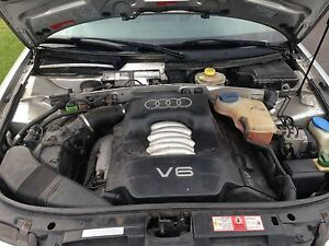 Audi a4 1.8t v6 2.8 quattro part out