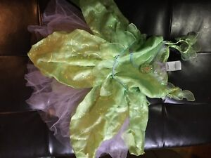 2 fairy costumes size 4-6