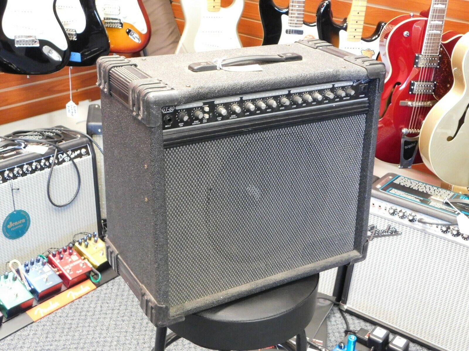 Wizard Built Amps For Sale