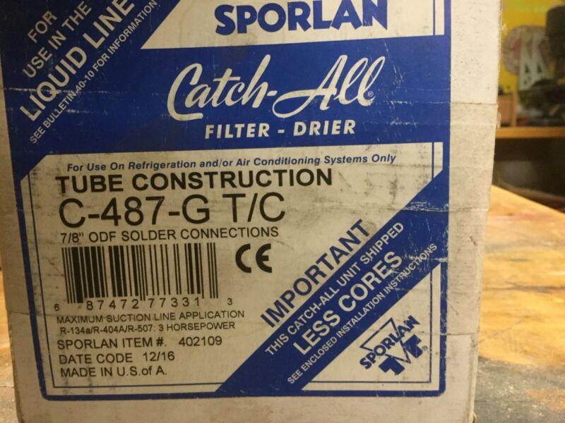 Spolan Catch-All Filter-Drier C-487-G T/C