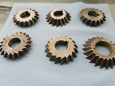 Angle Milling Cutter Lot