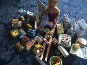 Barbie food & groceries etc christmas specials ! One Mile Ipswich City Preview