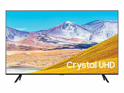 "Samsung TU8000 43"" 4K Crystal Ultra HD HDR Smart TV - 2020 Model"