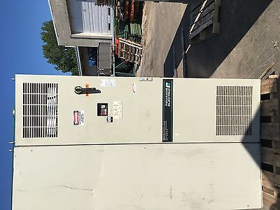 "Reliance Electric Sensorless Enhanced AC 250hp Drive, GV3000, 460v, 24""-24""-87"""