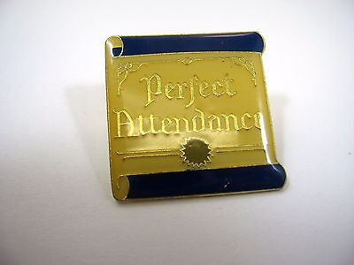 Vintage Sammlerstück Pin: Perfekte Teilnahme Rolle Diplom Design