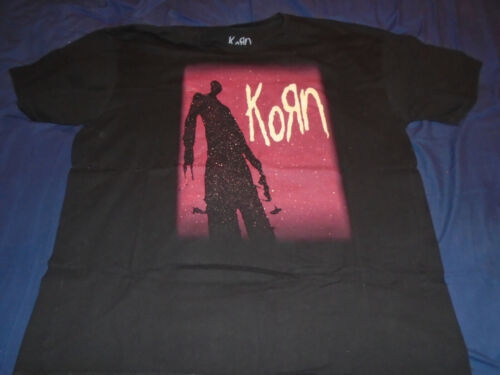 KORN ARE YOU READY 2015 CONCERT SHIRT OFFICIAL 2XL