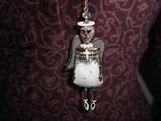 Betsey Johnson Angel Necklace