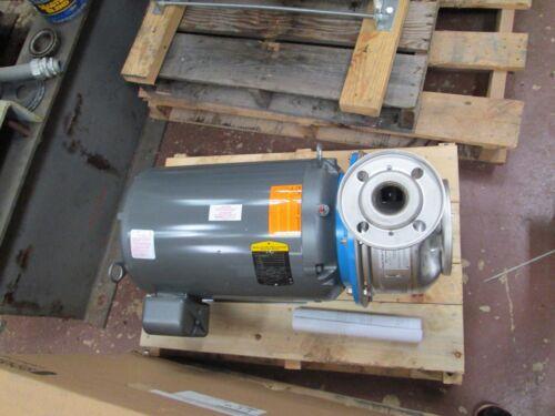 """Gould S/S Centrifugal Pump G&L Series SSH #8SH2P7180 2""""x2-1/2""""-8 25HP (NIB)"""