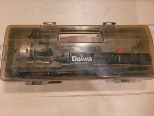 Vintage Daiwa Minicast Set MC-2 Reel MCG-59S Rod
