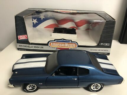 1:18 Ertl Chevelle 1970