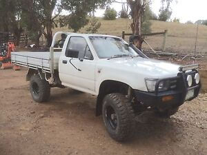 Toyota Hilux diesel 4x4 Ute Thornbury Darebin Area Preview