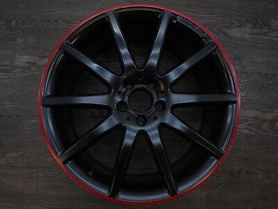 Original Mercedes GLA W156 8J x 20 Zoll Alufelge Felge AMG A1564010402 Red Lip