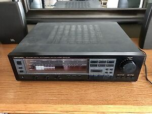 Serviced:1989 REALISTIC STA-2380 Digital Synthesized Receiver